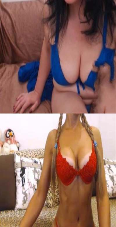 Sexy girl saying happy birthday